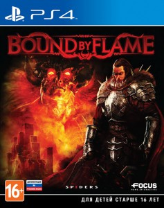 игра Bound by Flame PS4