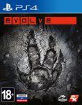 игра Evolve PS4 - Русская версия