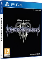 игра Kingdom Hearts 3 PS4