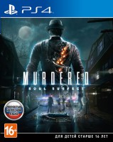 игра Murdered Soul Suspect PS4 - Русская версия