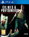 игра Sherlock Holmes: Crimes & Punishments PS4