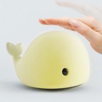 Подарок Светильник в виде кита Mindo сенсорный (md8031)