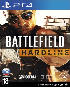 игра Battlefield: Hardline PS4 - Русская версия