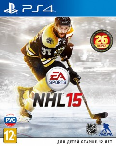 игра NHL 15 PS4 - Русская версия