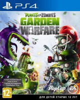 игра Plants vs Zombies: Garden Warfare PS4