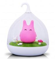 Подарок Ночник Тоторо, розовый (md9050)