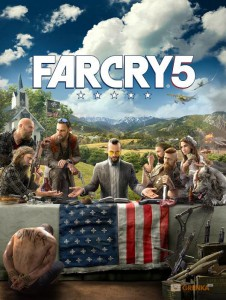 Игра Ключ для Far Cry 5 - UA