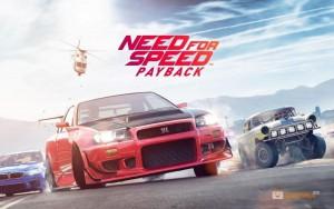 Игра Ключ для Need for Speed: Payback - UA