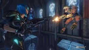 скриншот  Ключ для Quake Champions - UA #3