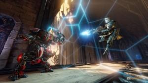 скриншот  Ключ для Quake Champions - UA #5