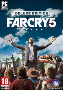 Игра Ключ для Far Cry 5 Deluxe Edition - UA