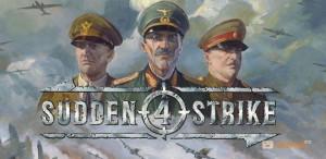 Игра Ключ для Sudden Strike 4 - UA