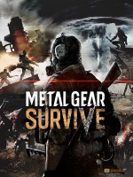Игра Ключ для Metal Gear Survive - UA