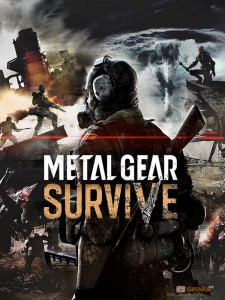 Игра Ключ для Metal Gear Survive - UA