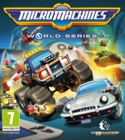 Игра Ключ для Micro Machines World Series - UA