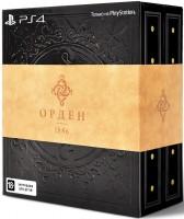 игра The Order: 1886 Collector's edition PS4 - Орден 1886. Коллекционное издание - Русская версия