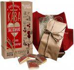 Подарок Кофейный набор Shokopack с шоколадом 'Для закоханих'