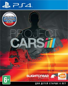 игра Project CARS PS4 - Русская версия