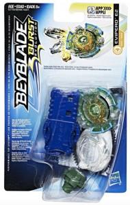 Игровой набор Hasbro Beyblade Burst Evolution волчок 'Evipero E2 Евиперо' с пусковым устройством (E2758)
