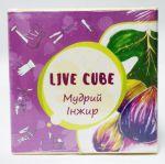 Подарок Набір для вирощування Brinjal 'Live cube' Мудрий Інжир