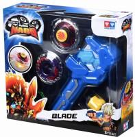 Волчок Auldey Infinity Nado Атлетик Fiery Blade Огненный Клинок (YW624502)