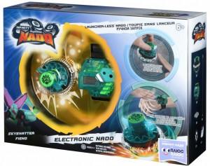 Волчок Auldey Infinity Nado Электроник Skyshatter Fiend & Controller Set (YW624405)
