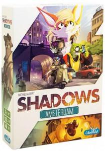 Настольная игра Libellud 'Shadows: Amsterdam' (3363)