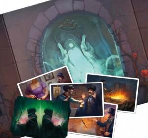 фото Настільна гра iGames 'Містеріум. Прихований Мотив' (3092) #2