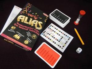 фото Настольная игра Tactic 'Party Alias', Пати Алиас - дорожная версия (2857) #5