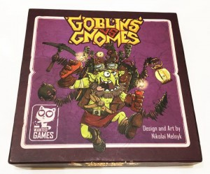 фото Настільна гра Wanted Games 'Goblins vs Gnomes' (3146) #2