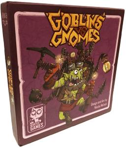 Настільна гра Wanted Games 'Goblins vs Gnomes' (3146)
