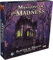 Настольная игра Fantasy Flight Games 'Mansions of Madness: Sanctum of Twilight (2nd Edition)' (3011)