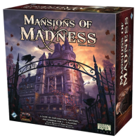 Настольная игра Fantasy Flight Games 'Mansions of Madness: Second Edition' (2373)