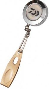 Кусачки для лески Daiwa Line Cutter V/Reel R C Gold (04910165)