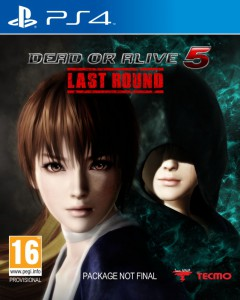 игра Dead Or Alive 5: Last Round PS4