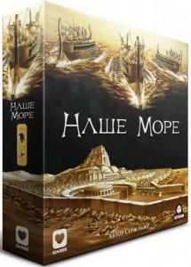 Настiльна гра IGames Наше Море: Імперії (3093)