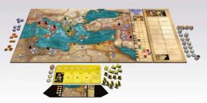 фото Настiльна гра IGames Наше Море: Імперії (3093) #3