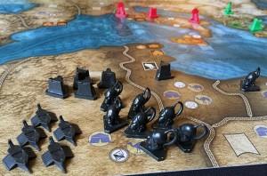 фото Настiльна гра IGames Наше Море: Імперії (3093) #4
