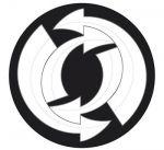 Наклейка на колеса Nikidom Arrows для Roller и Roller XL, 2шт (NKD-9212)