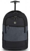 Сумка-рюкзак на колесах Gabol Saga 31L Black (926197)
