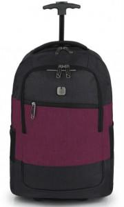 Сумка-рюкзак на колесах Gabol Saga 31L Red (926198)