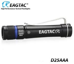 Фонарь Eagletac D25AAA Nichia 219B CRI 92 (350/115 Lm) Blue (922404)