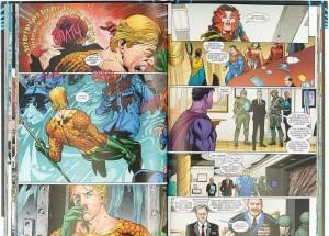 фото страниц Вселенная DC. Rebirth. Аквамен. Книга 2. Восхождение Черной Манты #4