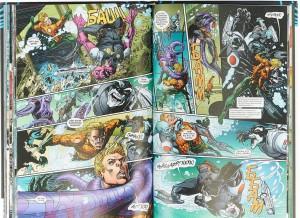 фото страниц Вселенная DC. Rebirth. Аквамен. Книга 2. Восхождение Черной Манты #6