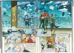 фото страниц Вселенная DC. Rebirth. Аквамен. Книга 2. Восхождение Черной Манты #3