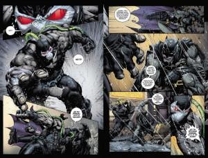 фото страниц Вселенная DC. Rebirth. Бэтмен. Книга 3. Я - Бэйн #3