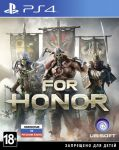 игра For Honor  PS4 - Русская версия