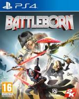 игра Battleborn PS4 - Русская версия