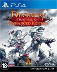 игра Divinity Original Sin Enhanced Edition PS4  - Русская версия