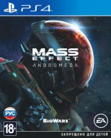 игра Mass Effect: Andromeda PS4 - Русская версия